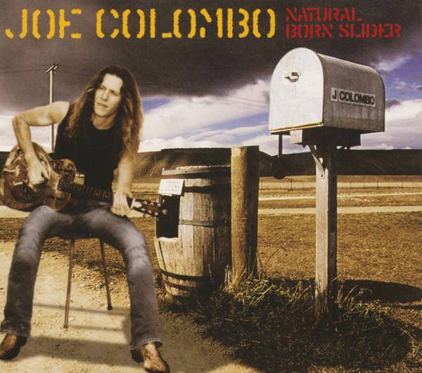 Natural Born Slider (CD)