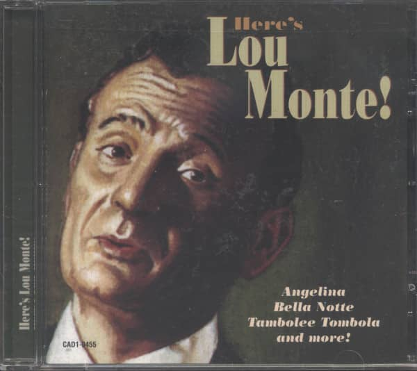 Here's Lou Monte! (CD)