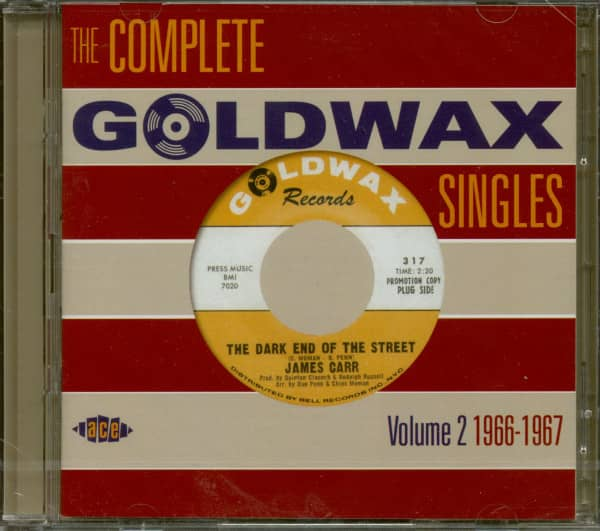 The Complete Goldwax Singles Vol.2 (2-CD)