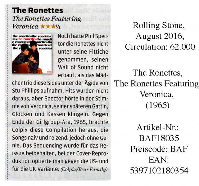 TheRonettes_RollingStone_August2016