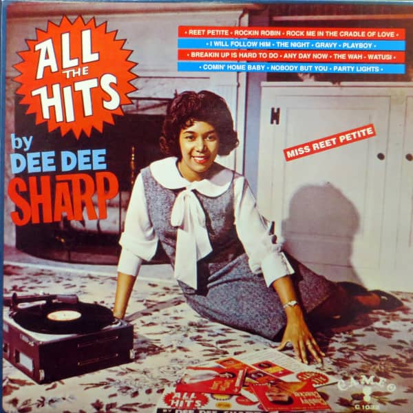 Miss Reet Petite - All The Hits (LP)