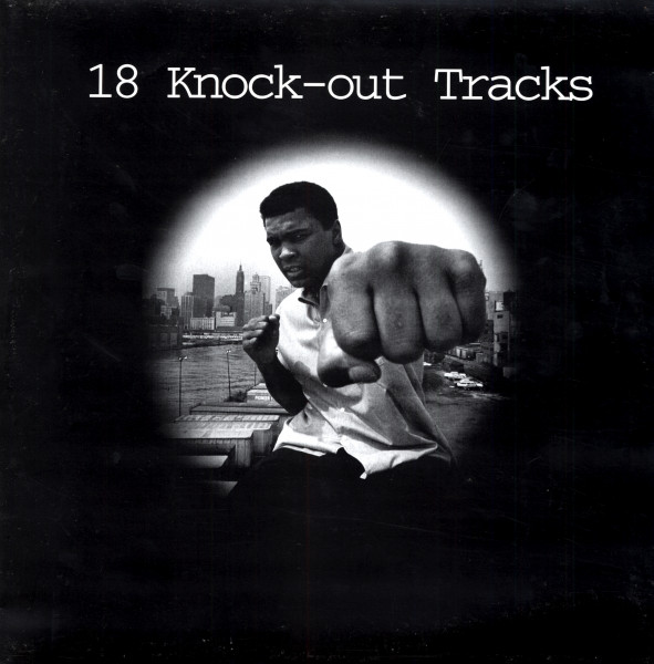 18 Knock-Out Tracks - Rockabilly (LP)