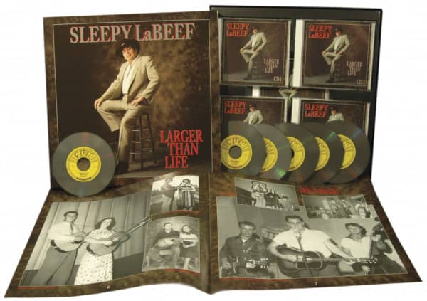 Larger Than Life (6-CD Deluxe Box Set)