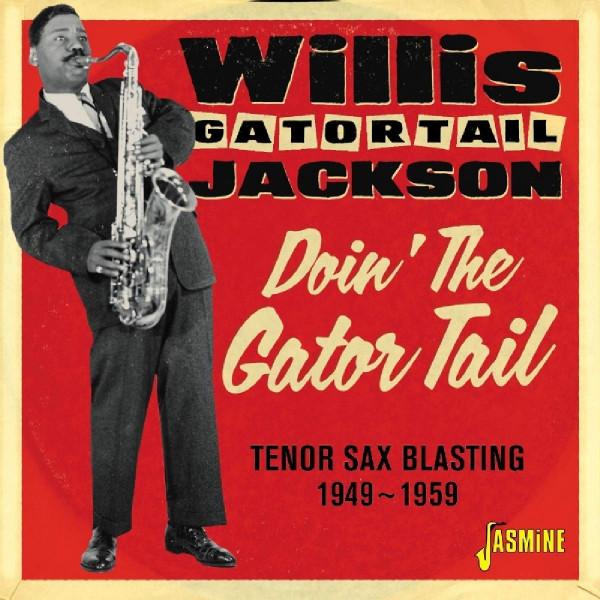 Doin' The Gator Tail (CD)
