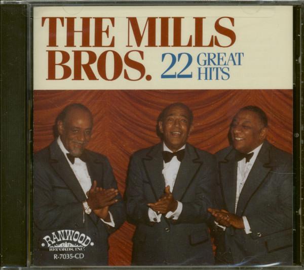 22 Great Hits (CD)