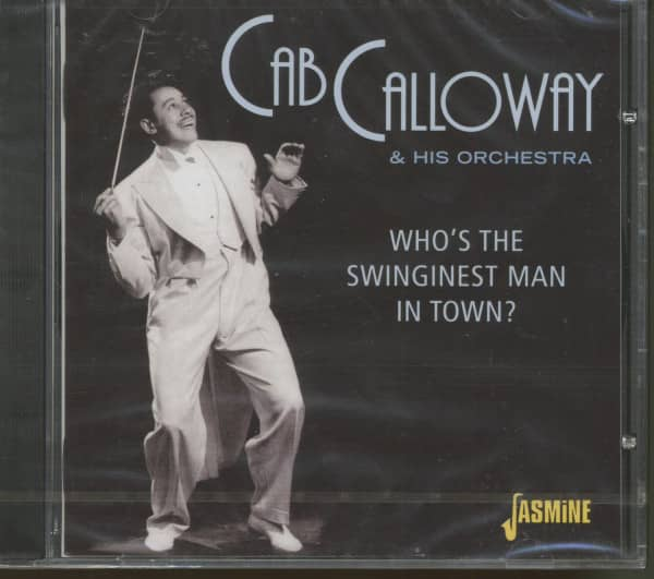 Who's The Swinginest Man In Town (CD)