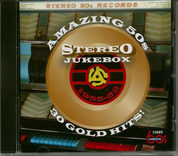Amazing 50s Stereo Jukebox (CD)