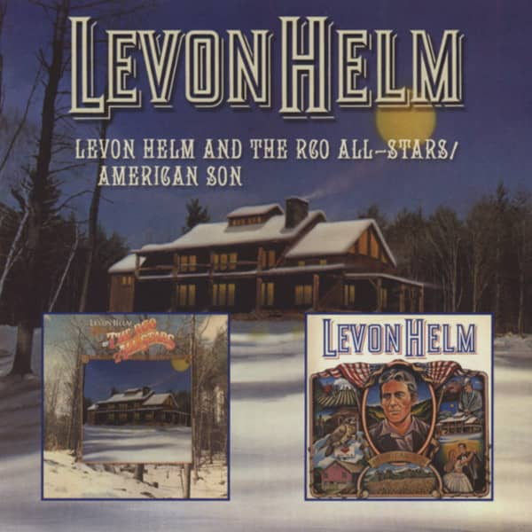 Levon Helm & RCO All-Stars - American Son