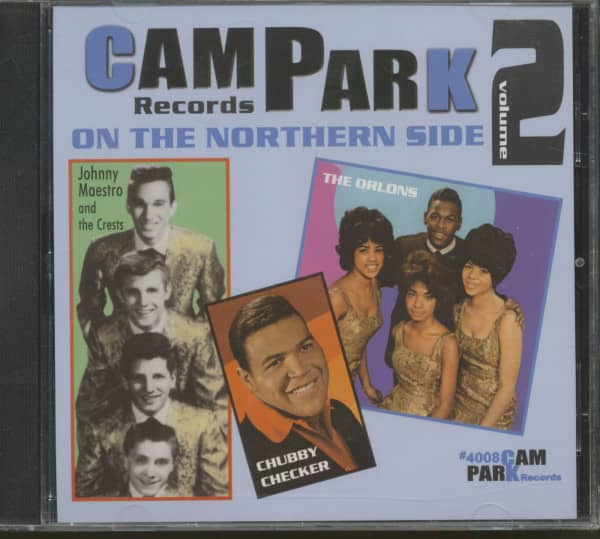 Campark, Vol.2 - On The Northern Side (CD)