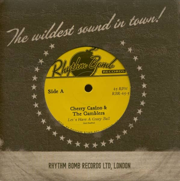 Let's Have A Crazy Ball - Happy Daddy (7inch, 45rpm, CS, SC)