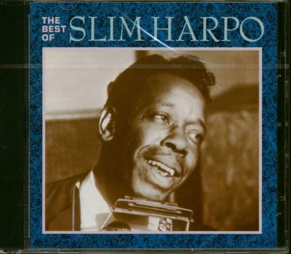 The Best Of Slim Harpo (CD)