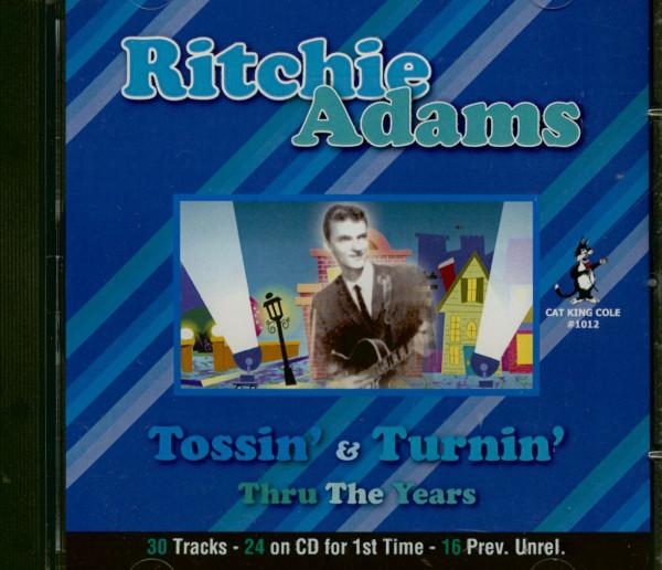 Tossin' & Turnin' Thru The Years (CD)
