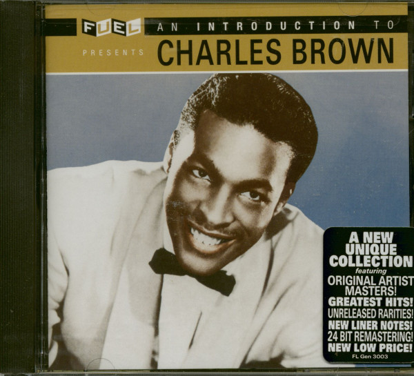 An Introduction To Charles Brown (CD)