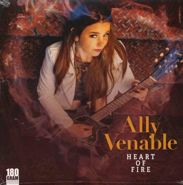 Heart Of Fire (LP, 180g Vinyl & MP3 Download)