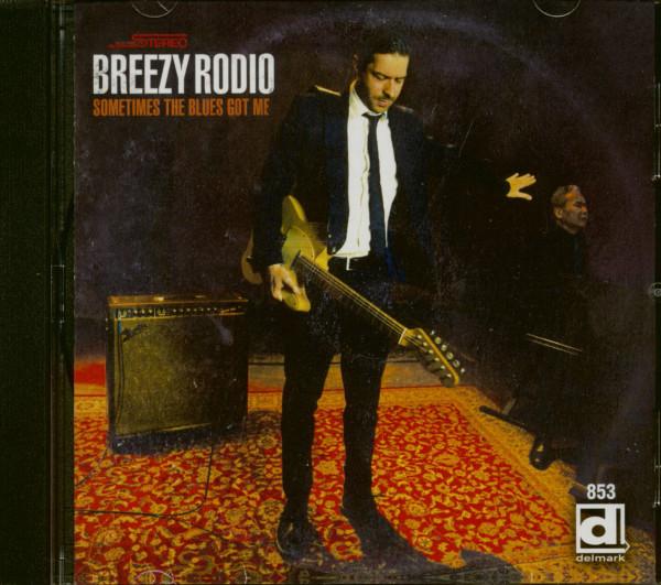 Sometimes The Blues Got Me (CD)