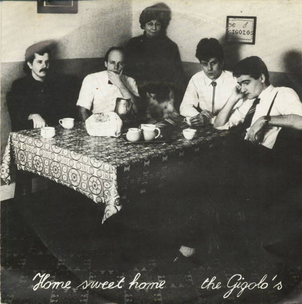 Home Sweet Home (7inch, 45rpm, PS)