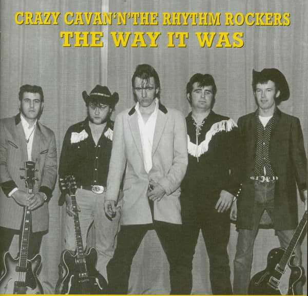 The Way It Was (CD)