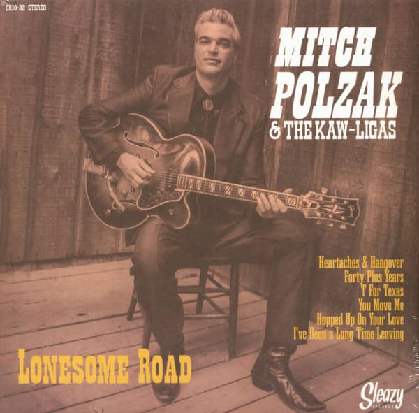Lonesome Road (LP, 10inch)