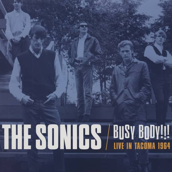Busy Body ! Live In Tacoma 1964