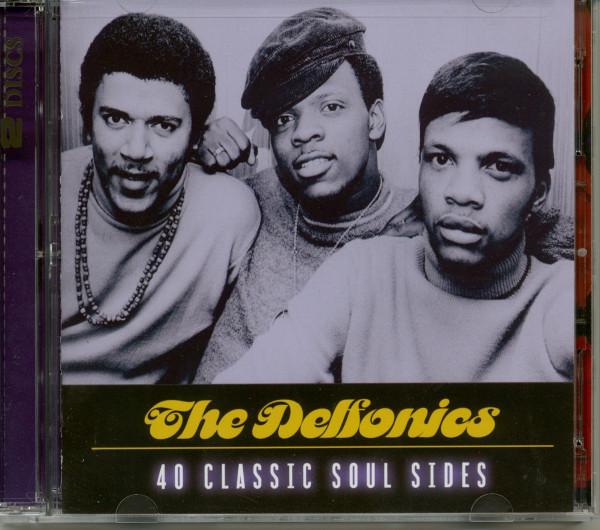 40 Classic Soul Sides (2-CD)