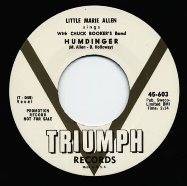 Humdinger - Oh, Oh, I'm In Love 7inch, 45rpm