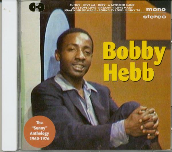 The 'Sunny ' Anthology 1960-76 (CD)