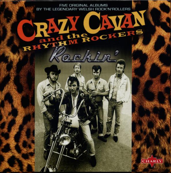 Rockin' (5-CD)