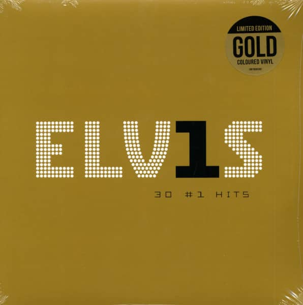 30 #1 Hits (2-LP, Colored Vinyl, Ltd.)