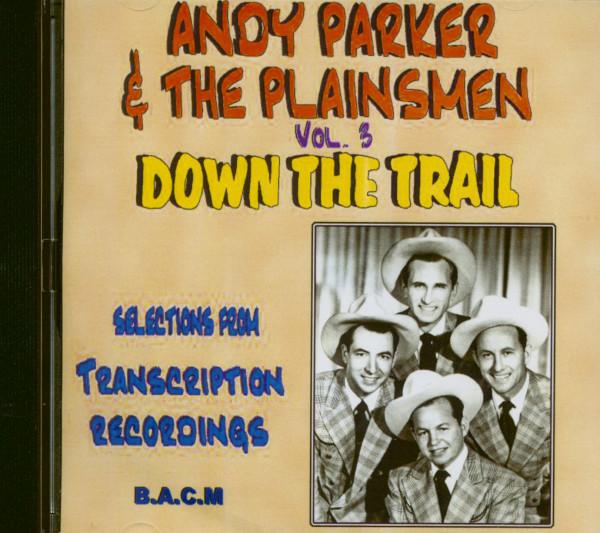 Down The Trail Vol.3 (CD)