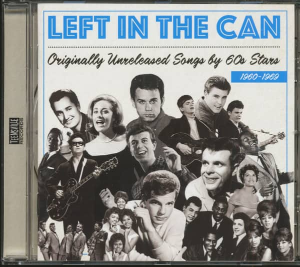 Left In The Can (1960 - 1969) - Originally Unreleased Songs By 60s Stars (CD)