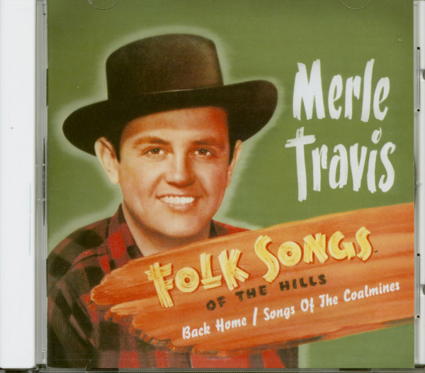Folksongs Of The Hills: Back Home - Songs Of The Coalminers (CD)