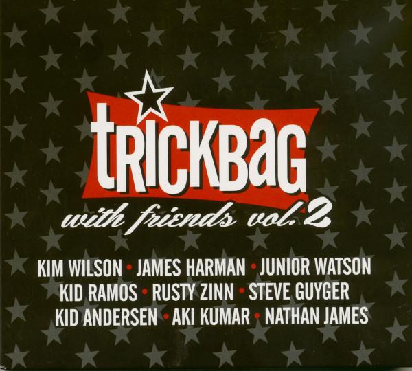 Trickbag With Friends Vol.2 (CD)