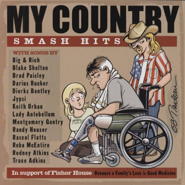 My Country - Smash Hits (Fisher House Support