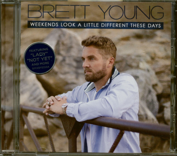 Weekends Look A Little Different These Days (CD)