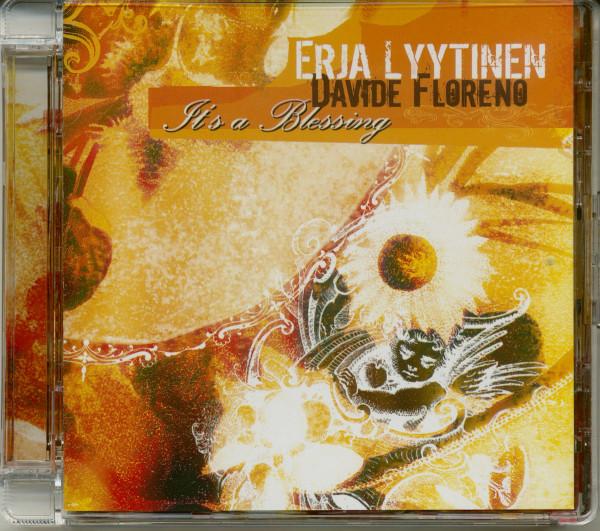 Erjya Lyytinen & Davide Floreno - It's A Blessing (CD)