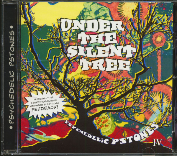 Under The Silent Tree - Psychedelic Pstones IV (CD)