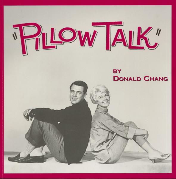 Pillow Talk - Scrapbook