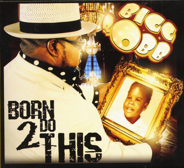 Born 2 Do This (CD)