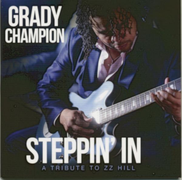 Steppin In (CD)
