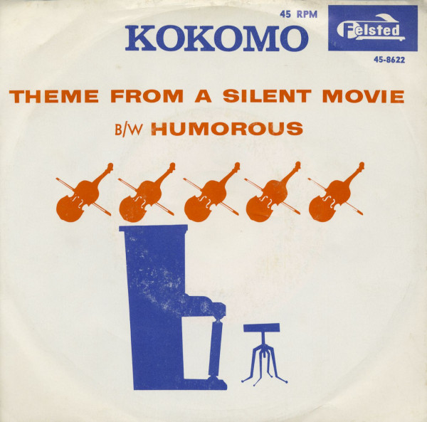 Theme From A Silent Movie - Humorous (7inch, 45rpm, PS)