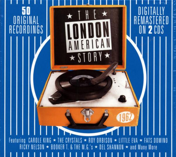 London American Story 1962 (2-CD)