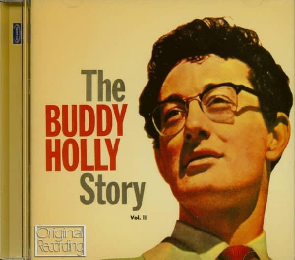 The Buddy Holly Story Vol.2 (CD)