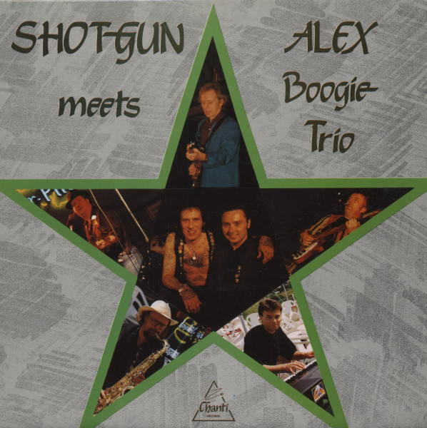 Shotgun Meets Alex Boogie Trio