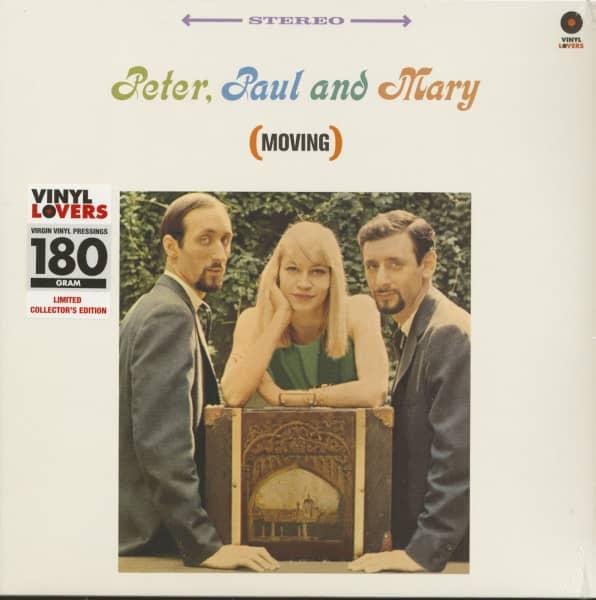 Moving (LP, 180g Vinyl)