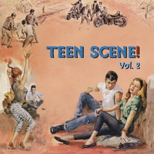 Vol.02, Teen Scene