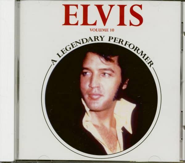 A Legendary Performer Vol.10 (CD)
