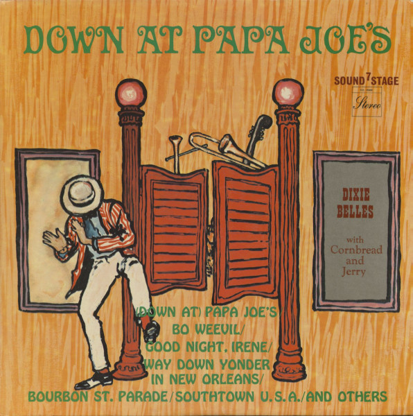 Down At Papa Joe's (LP)