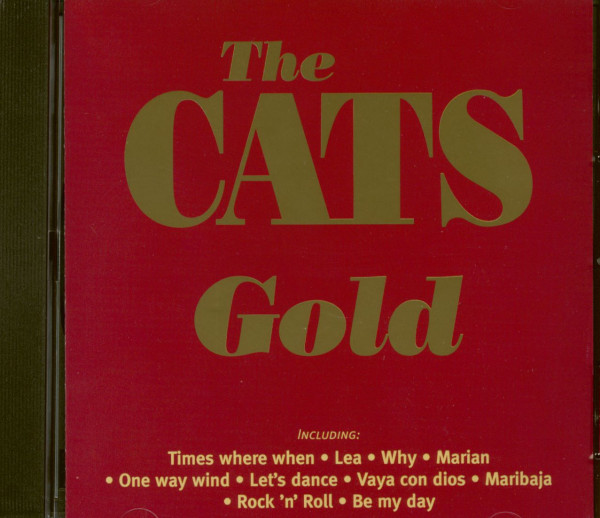 The Cats Gold (CD)