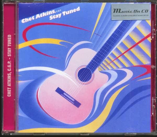 Chet Atkins, C.G.P. - Stay Tuned (CD)
