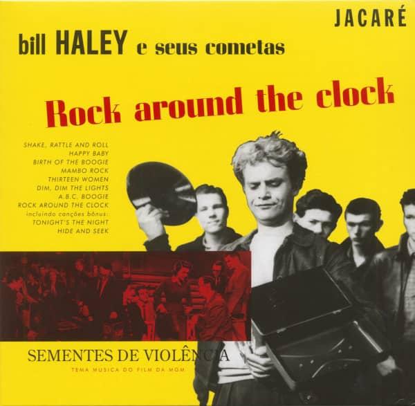 Rock Around The Clock aka 'The Seeds Of Violence' (LP, 10inch, Ltd.)